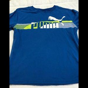 5/$15.  Boys Puma T-Shirt